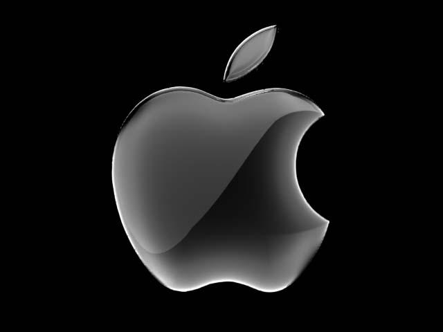 Apple logo 001